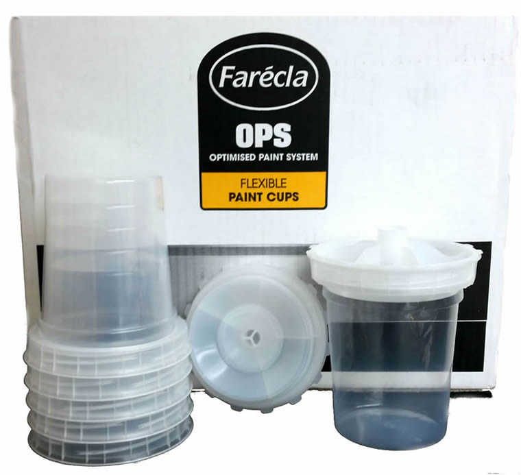 Farecla OPS Mixing Cups Flexible PK45
