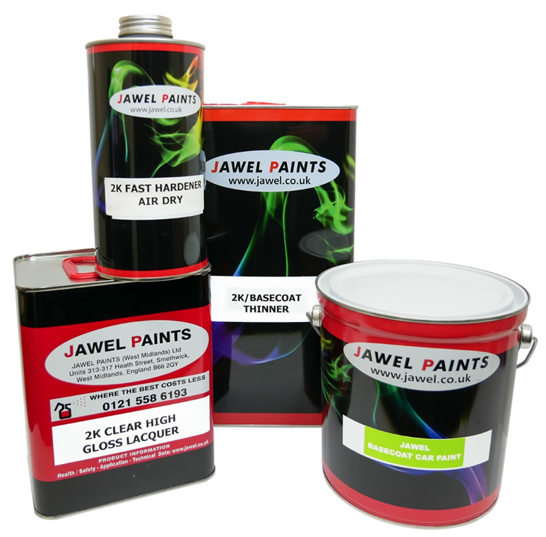 Polyester Basecoat Bargain Kit 10.5Litre - Click Image to Close
