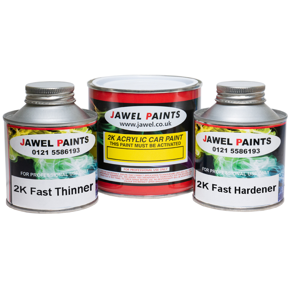 2K Acrylic Paint Bargain Kit 1Litre