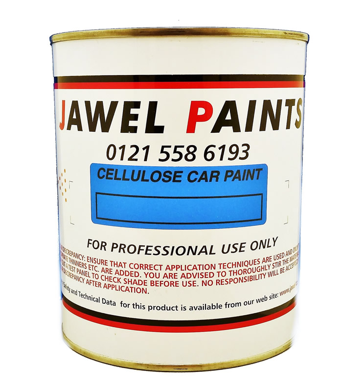 Cellulose Jawel Mixed Colour 1/2 Litre (500ML)