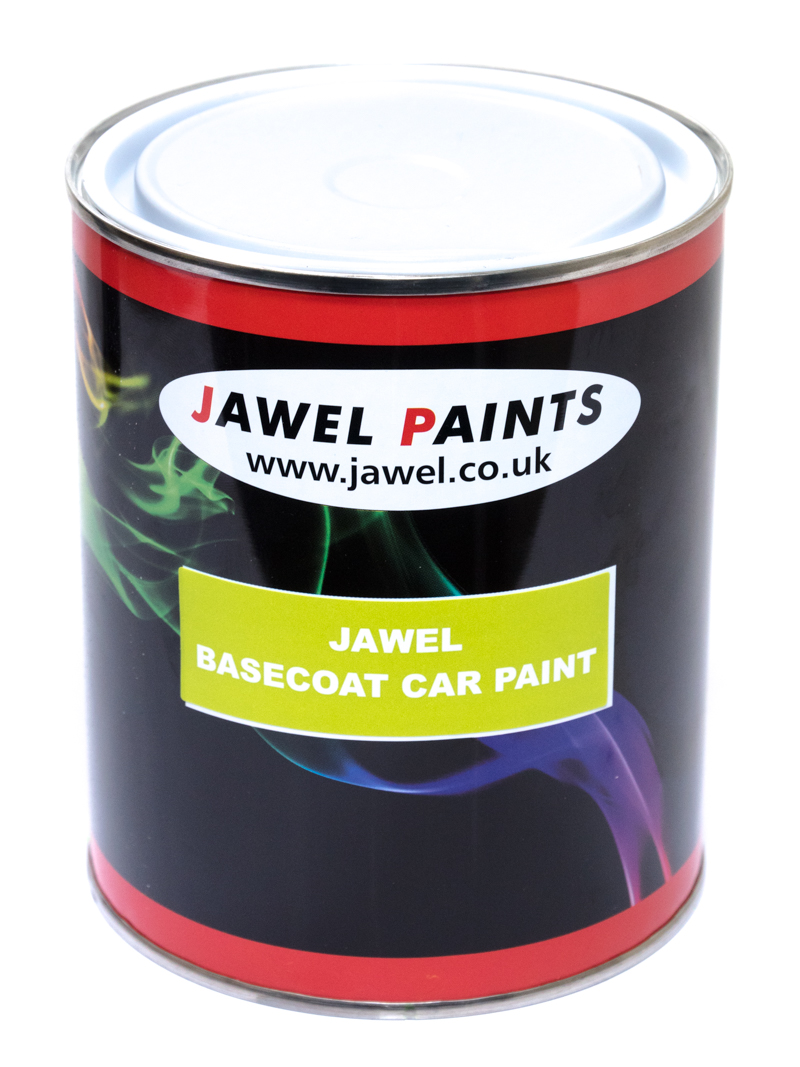 Polyester Basecoat Mixed Colour 1Litre