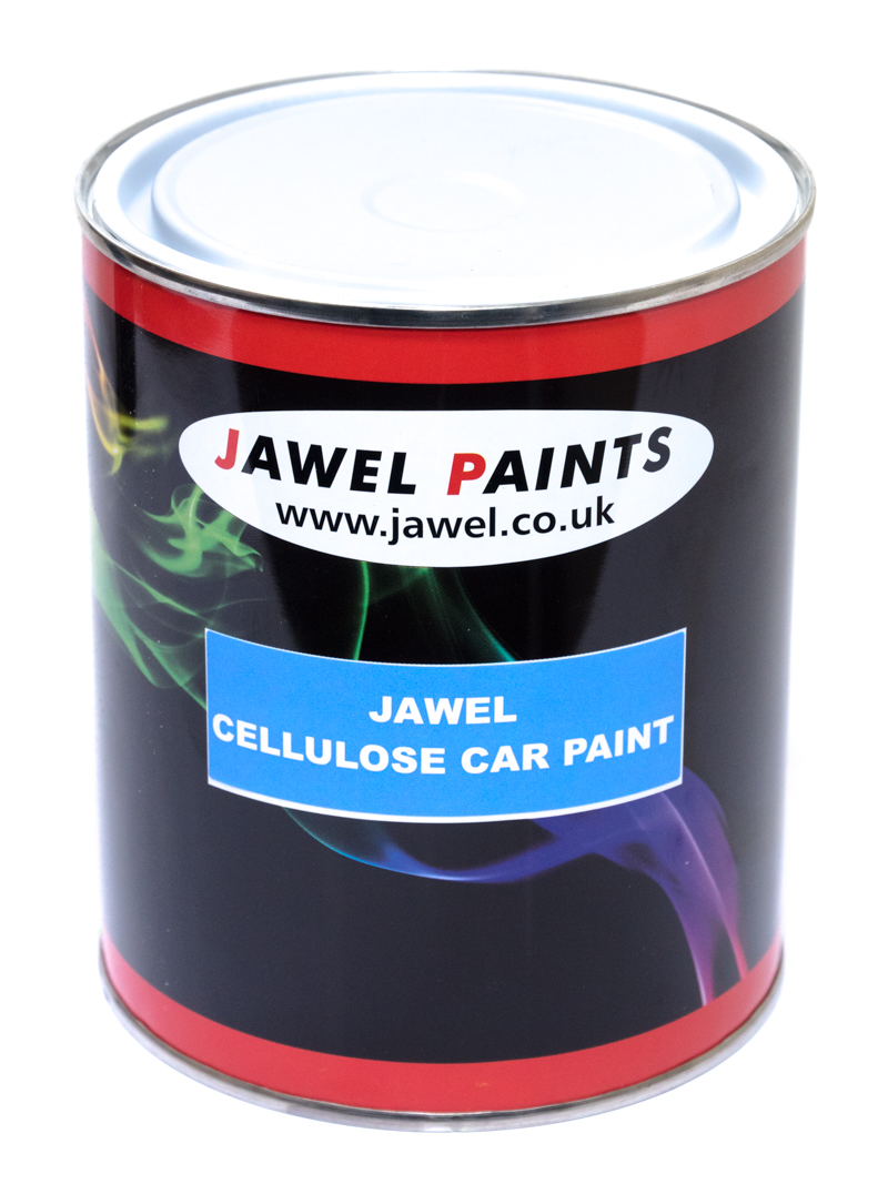 Cellulose Jawel Mixed Colour 1Litre