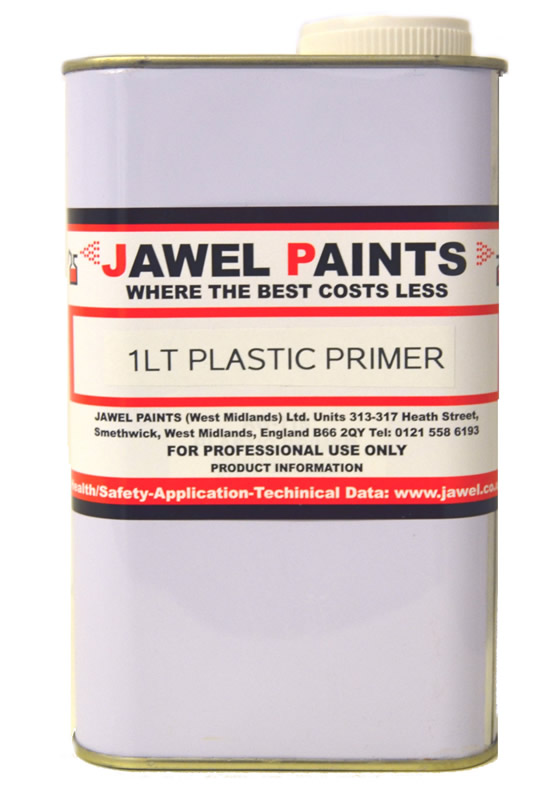 1K Plastic Primer Clear Ready To Use 1LTR