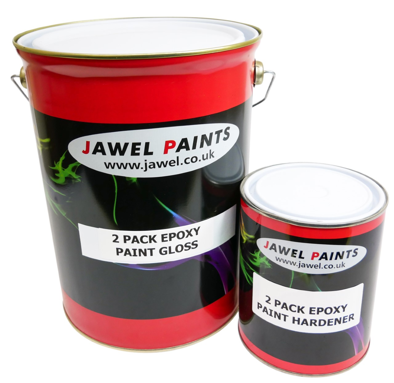 2 Pack Epoxy Paint