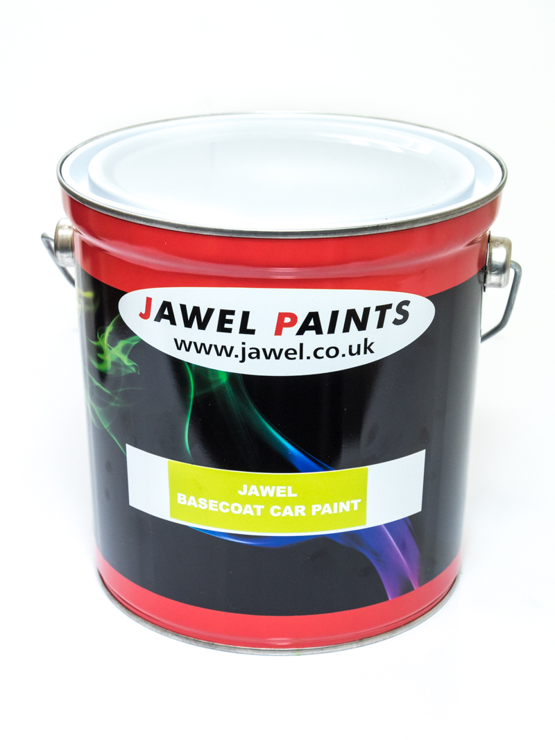 Polyester Basecoat Mixed Colour 1.5Litre
