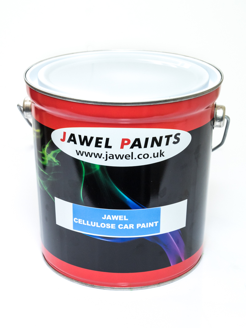 Cellulose Jawel Mixed Colour 2.5Litre