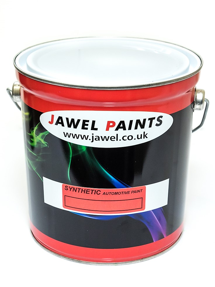 Synthetic Paint Any RAL or B.S Colour 2.5Litre