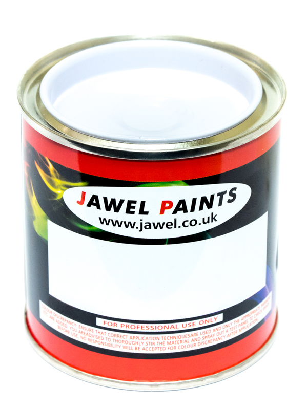 Jawel Empty Paint Tin With Lid