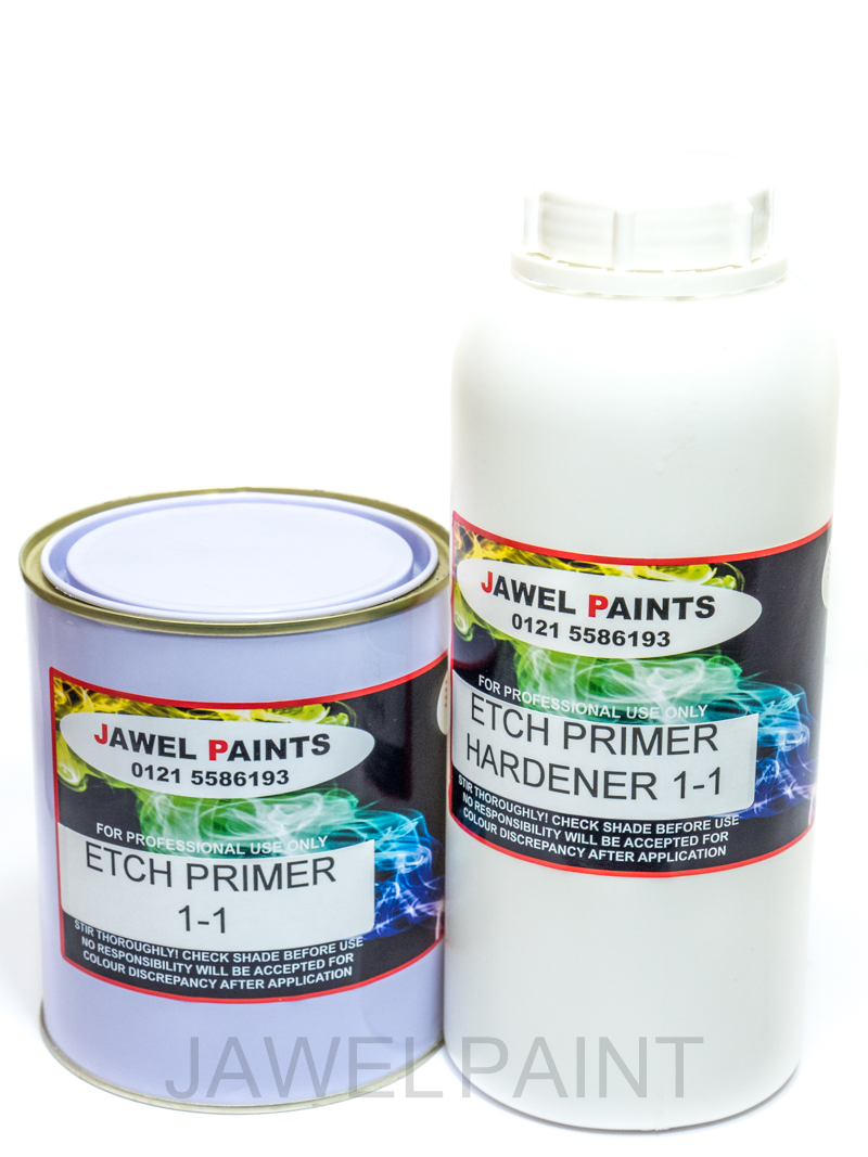 2 Pack Etch Primer 2Litre Kit