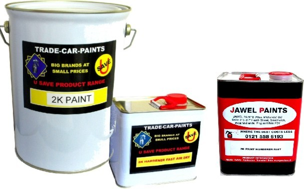 2K Acrylic Paint Kit