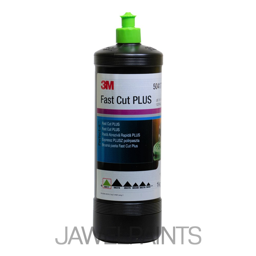 3M Fast Cut Plus Compound 50417 1LTR