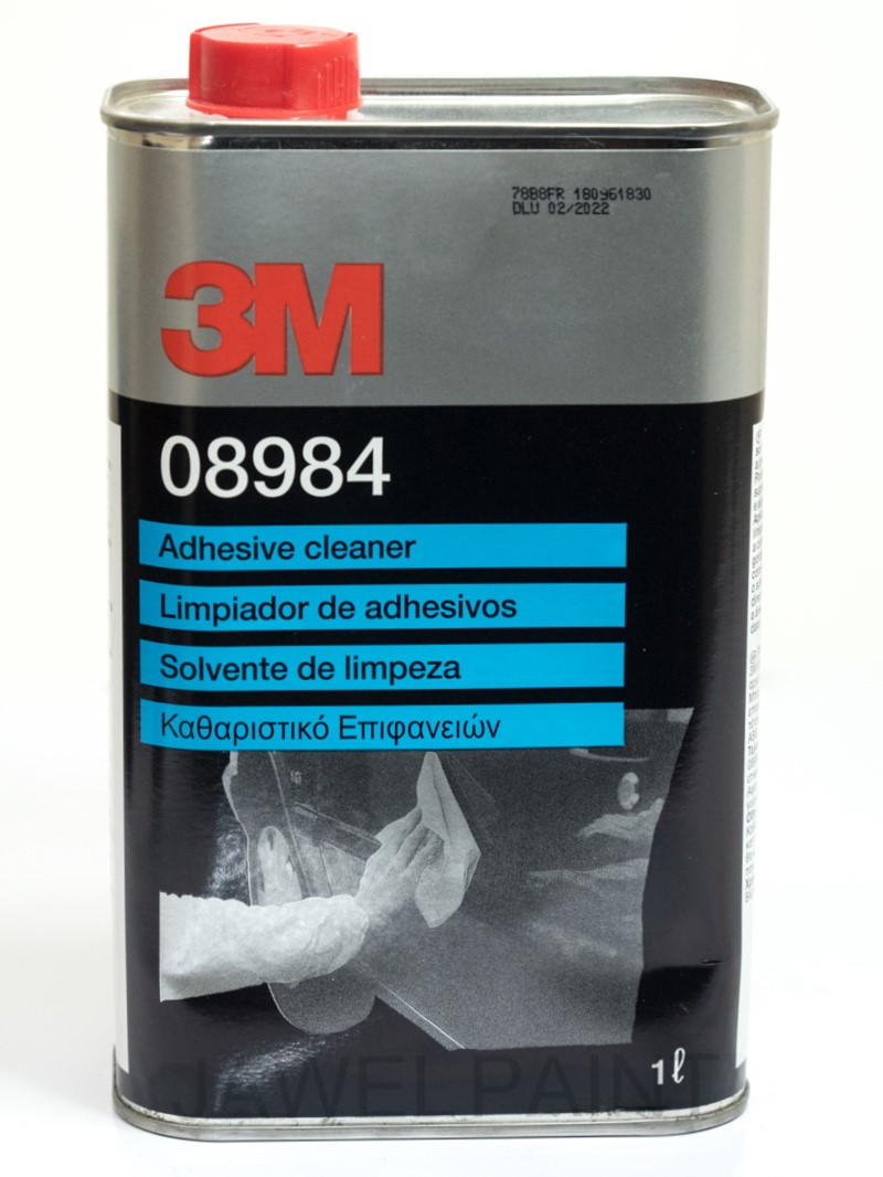3M Adhesive Cleaner 1Litre 08984