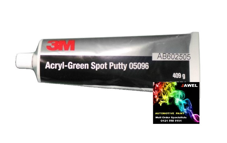 3M Acrylic -Green Spot Putty 05096 409g