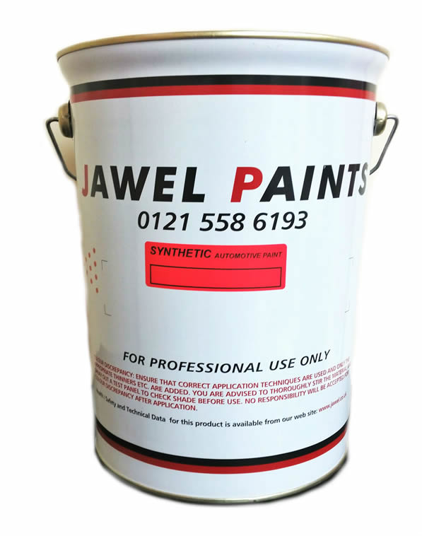 Lane Marking Floor Paint Bright Yellow 5Litre