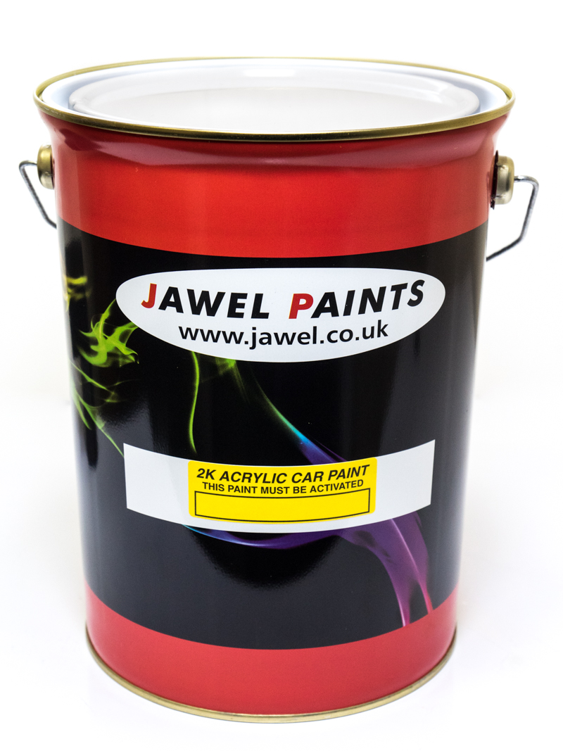 2K Acrylic Mixed Colour 5Litre