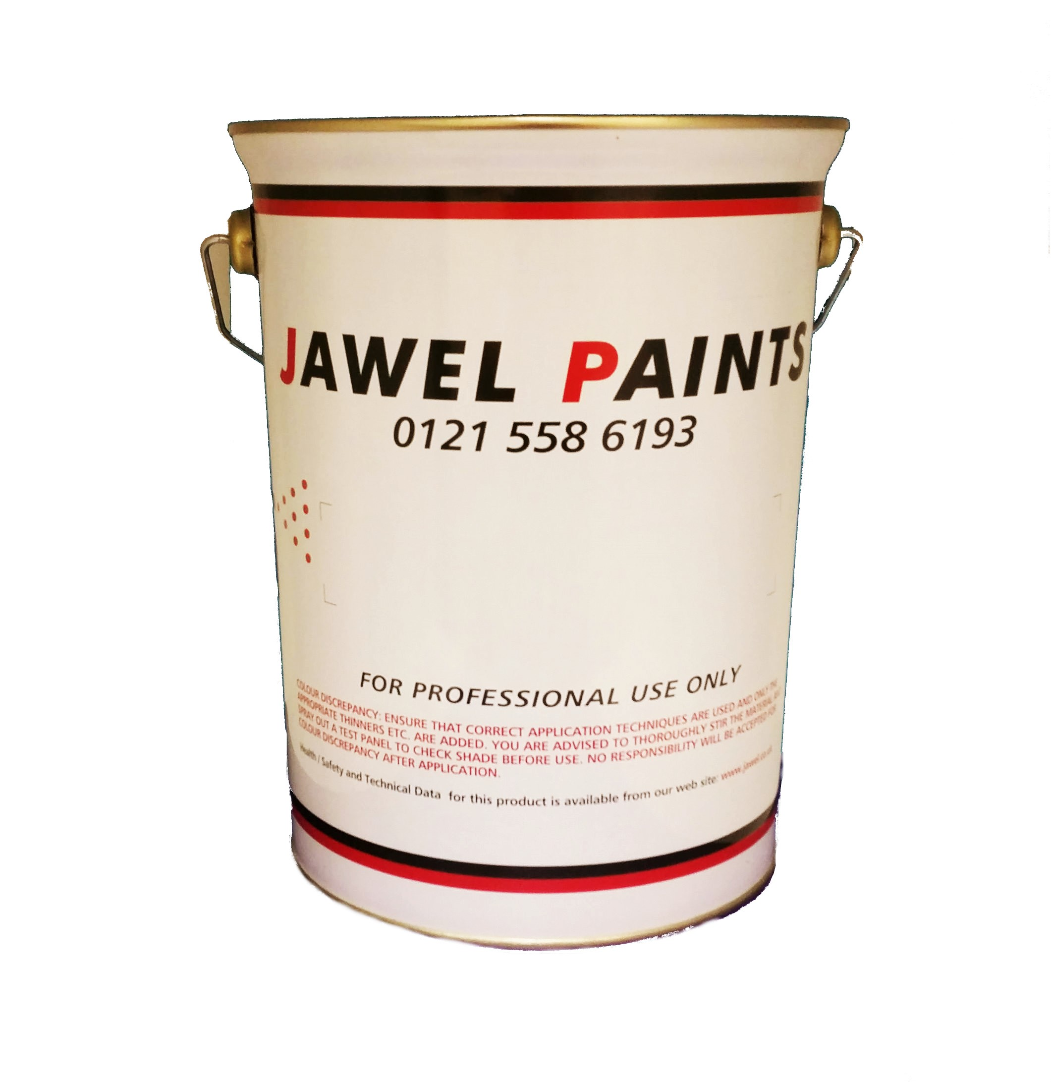 New 1K Direct to Metal Paint 2.5Litre