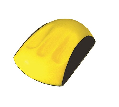 Grip Hand Block Yellow 6""