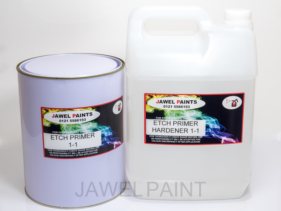 2 Pack Etch Primer 8Litre Kit