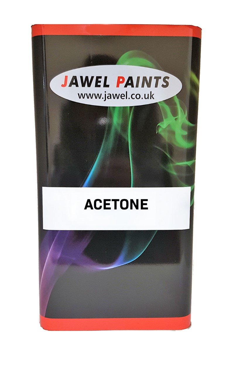 Acetone Cleaning Solvent 5 Litre