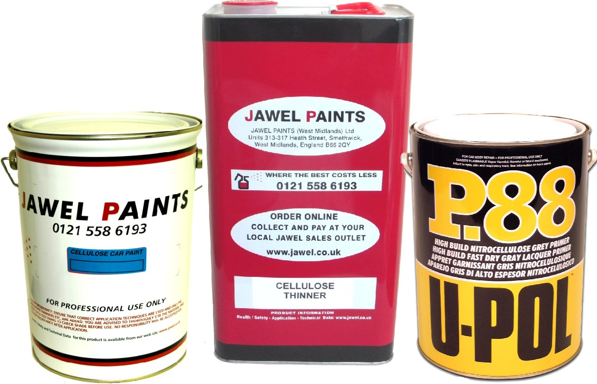 Are Spray Can Auto Paints All The Same