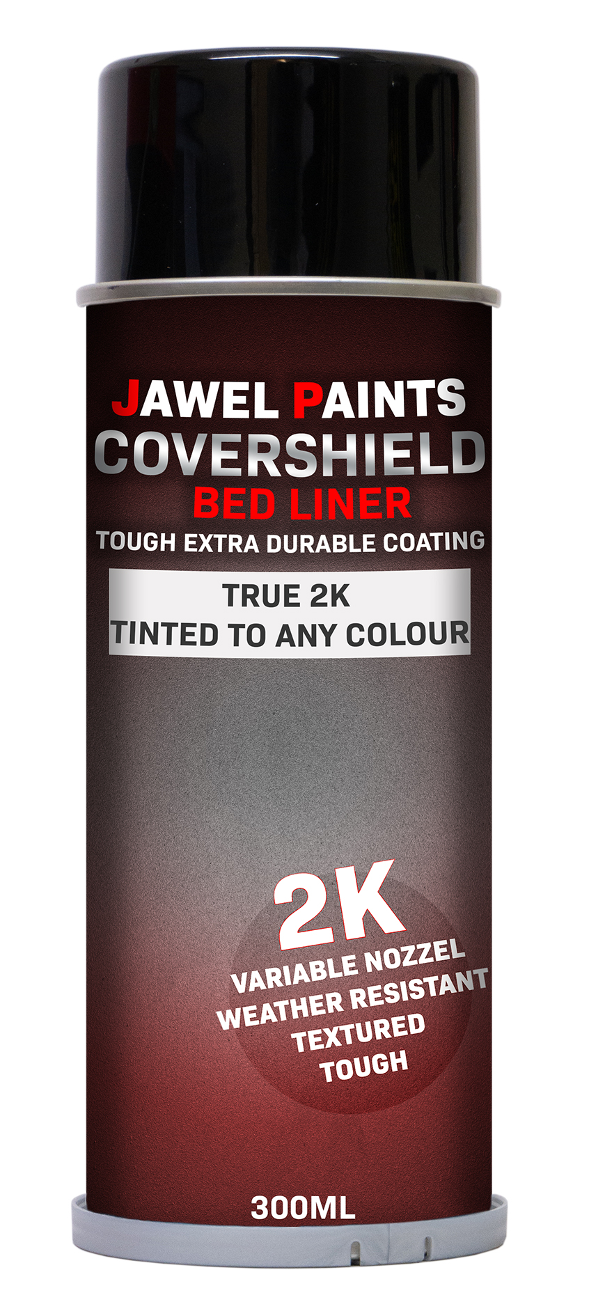 Covershield 2K Bed Liner Aerosol 300ML