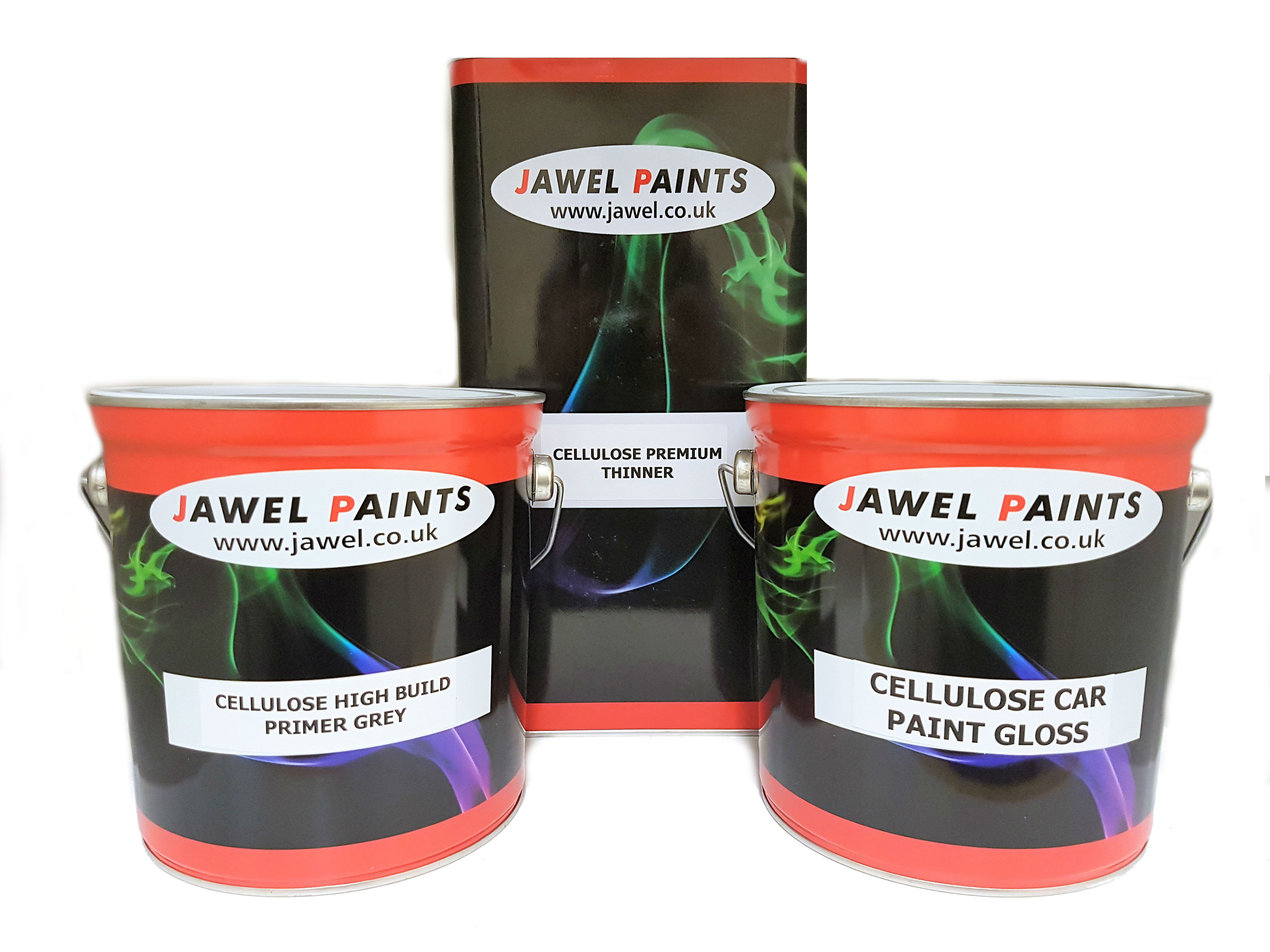 Cellulose Paint Bargain Kit (B) 10 Litre