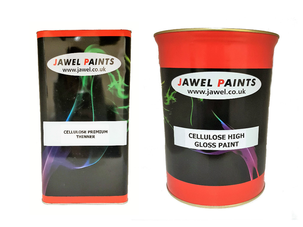 Cellulose Paint Bargain Kit (C) 10Litre