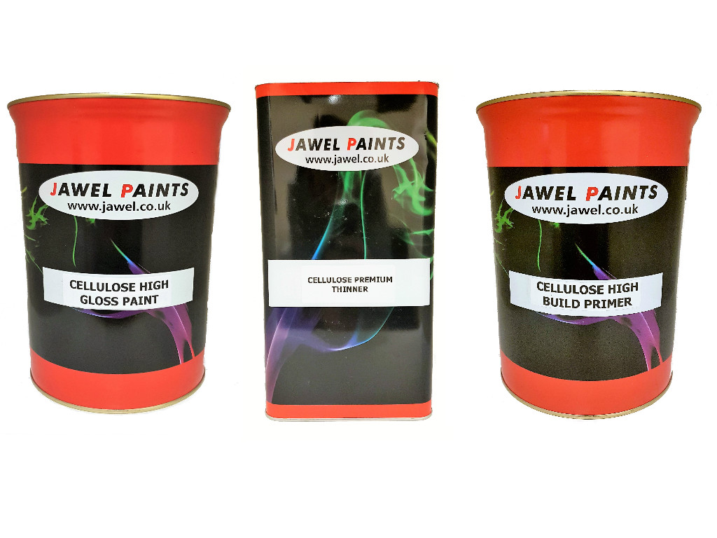 Cellulose Paint Bargain Kit (B) 15Litre
