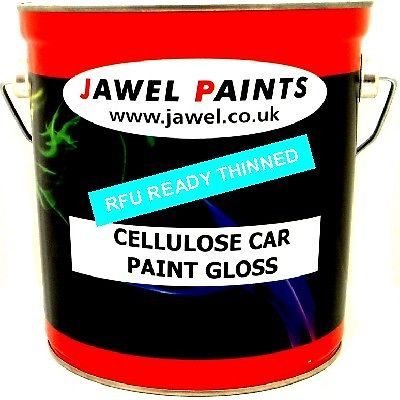 Cellulose Ready To Use Car Paint Gloss