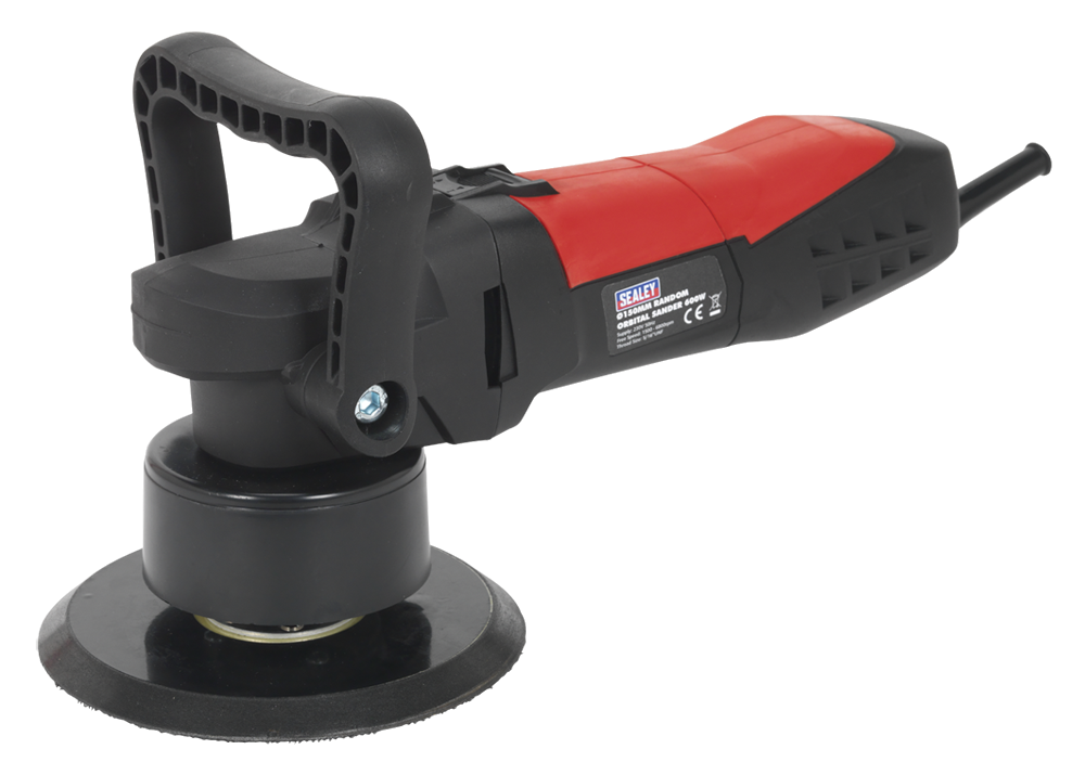 "Sealey 6"" Random Orbital Sander 600W DAS149"