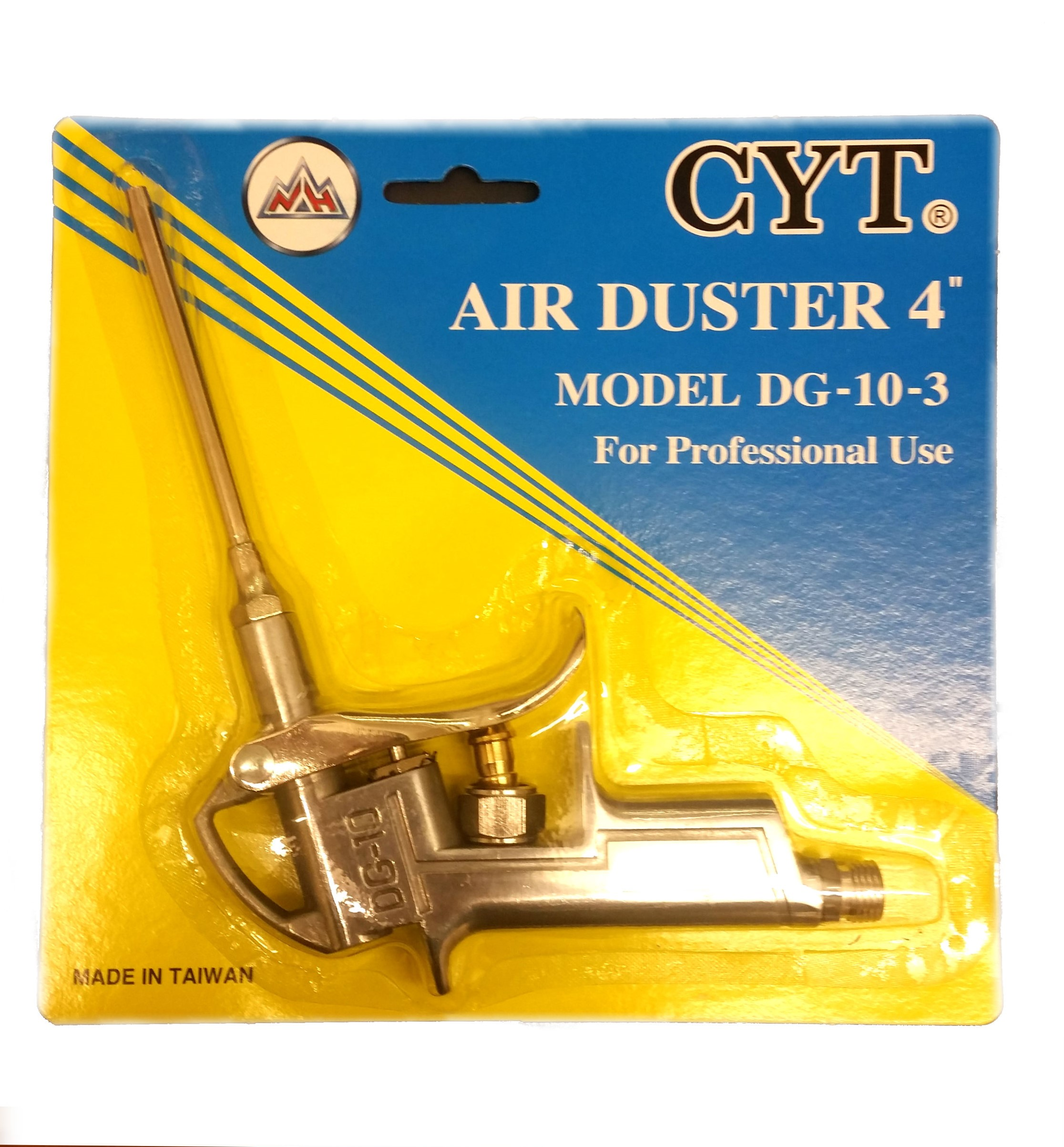 Dust Gun Prong Type Air