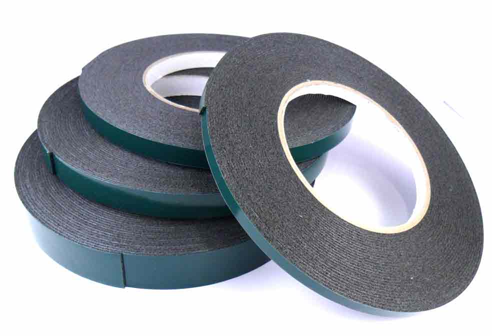 Badge Tape Double Sided 9MM