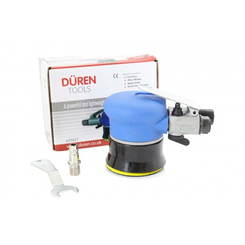 Air Palm Sander 75mm Duran Tools
