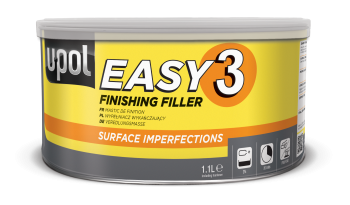 U-POL Easy 3 Extra Smooth Finishing Filler 1.1Litre