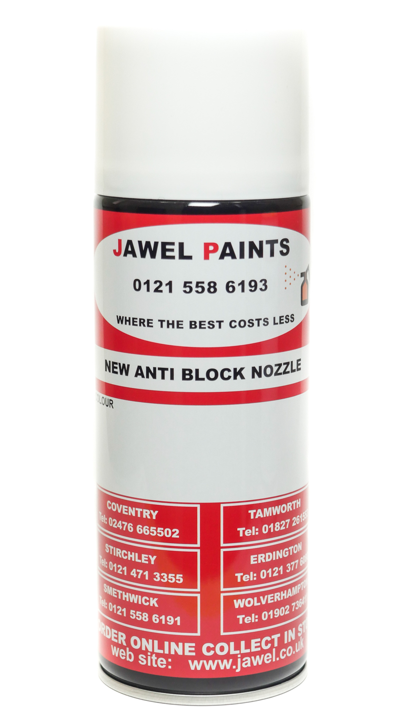 Jawel Aerosol Any Mixed Colour 400ML