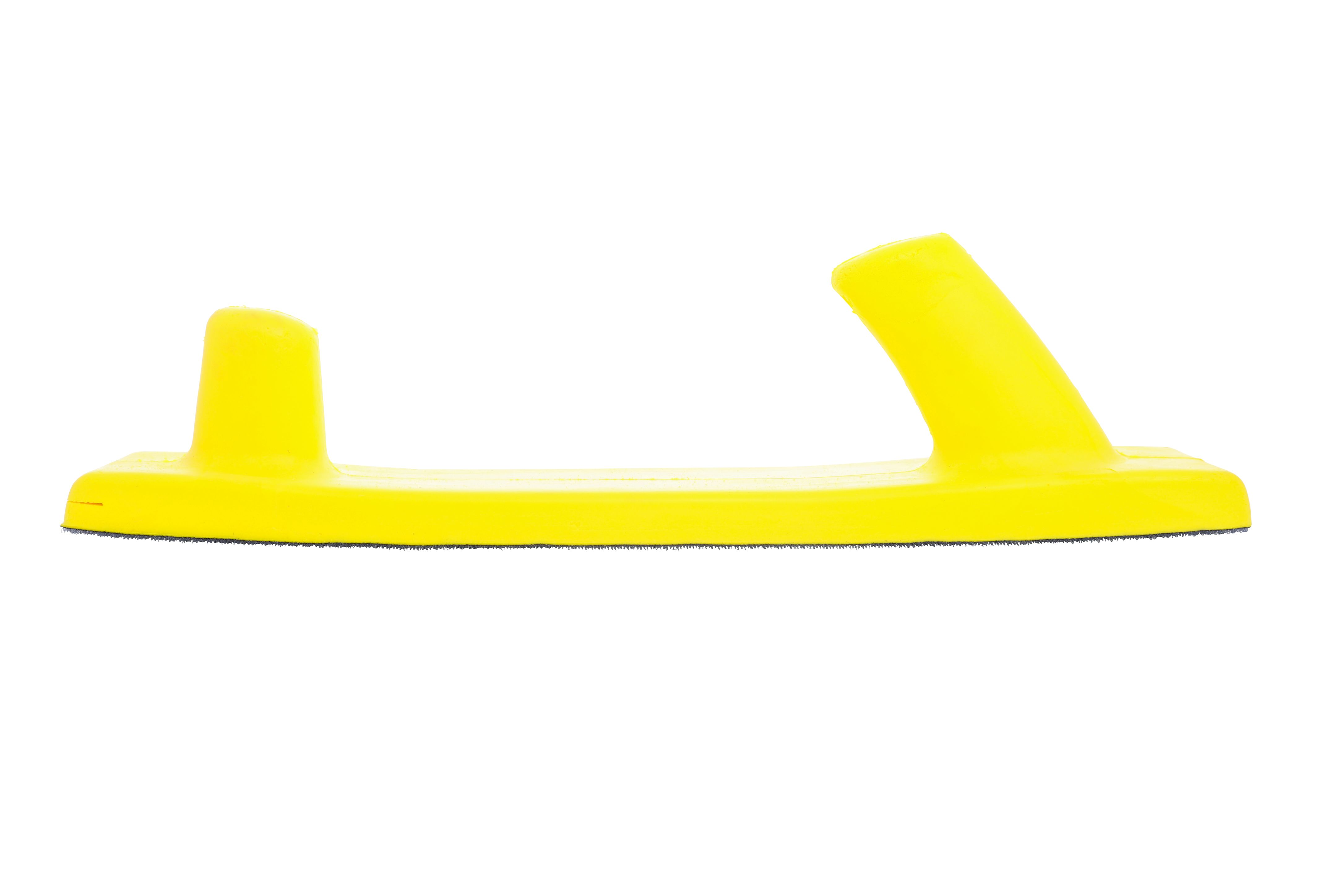 Long Bed Sanding Block Very Flexible Velcro 70 x 400mm