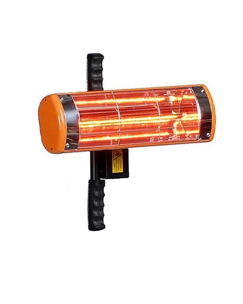 Infrared Heater 1Kw Hand Held 240v Paint Dryer