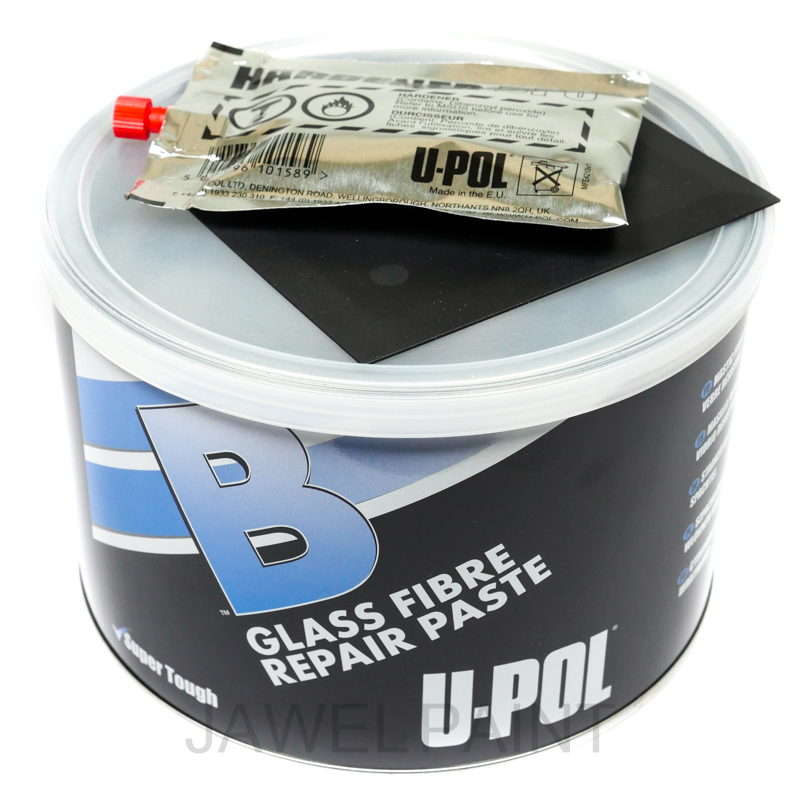 U-POL B Glass Fibre Bridging Filler 1LTR