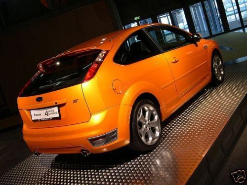 Polyester Basecoat Ford Electric Orange Pearl