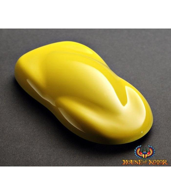Yellow Neon US QT NE501 House of Kolor