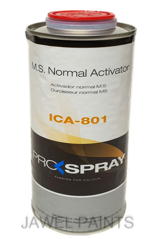 2K Acrylic Normal Hardener ICA-801 500ML