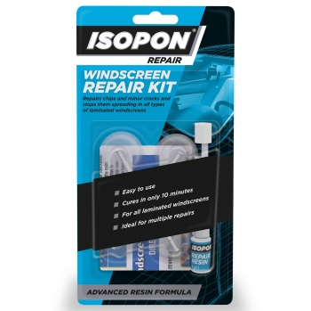 Isopon Windscreen Repair Kit WSR/KIT