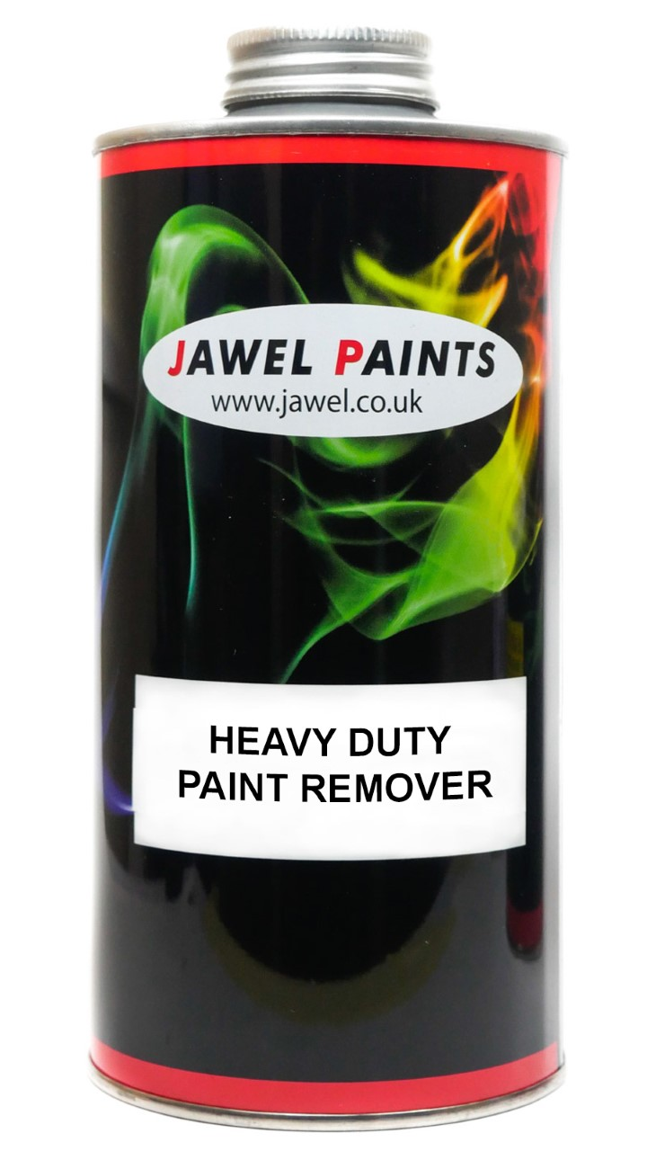 Heavy Duty Paint Remover / Stripper 1Litre