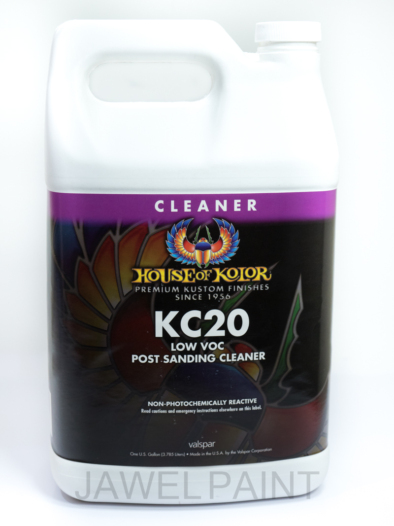 Post Sanding Cleaner US Gallon KC20