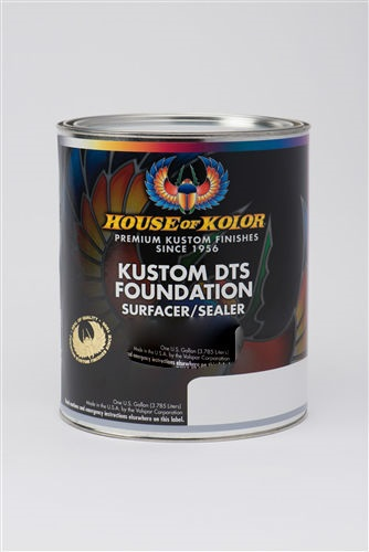 KD3001 Kustom DTS Foundation Surfacer/Sealer Black