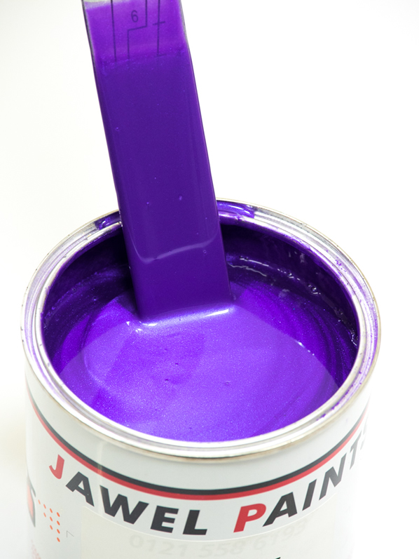 Polyester Basecoat Luster Purple Pearl 1Litre