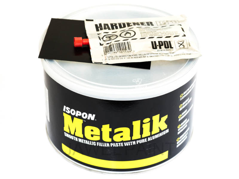 ISOPON Metalik Body Filler 1.1Litre