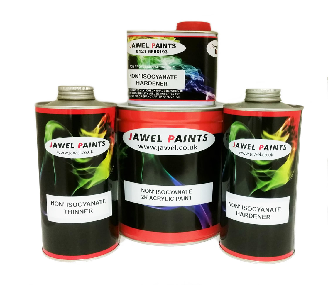 2K NON-Isocyanate Paint