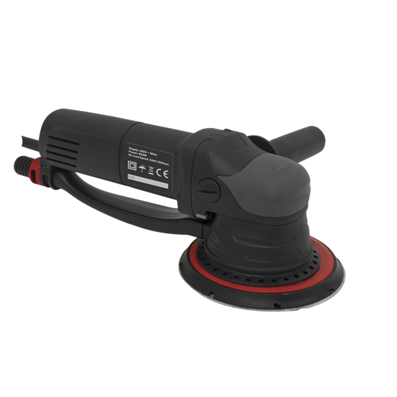 Sealey Random Orbital Electric Sander Ø150mm 600W/230V OS600