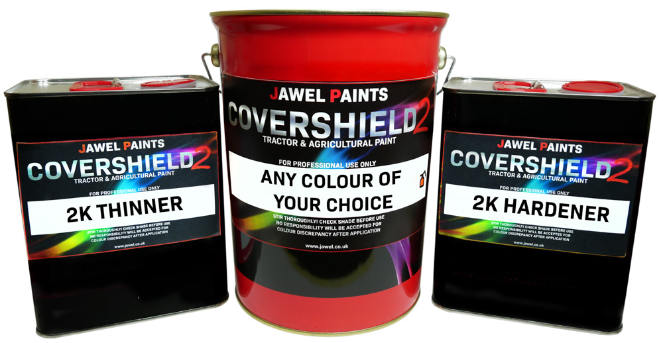 2K Covershield2 10Litre Kit
